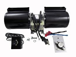 tjernlund 950 3315 gfk 160 fireplace er only replacement motor for heat n glo hearth and home quadra fire fireplace accessories com