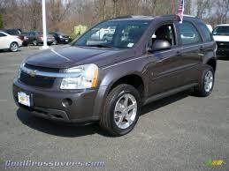 2007 Chevrolet Equinox LS in Granite Gray Metallic - 037458   Cool ...