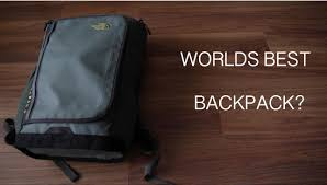 world s best backpack the north face