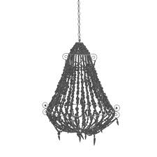 wooden beaded chandelier for weylandts south africa in wooden beaded chandelier gallery 44