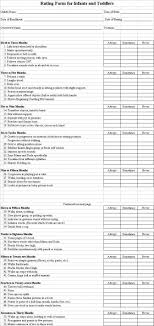 9 Daycare Application Form Templates Free Pdf Doc Format Forms Ohio