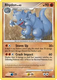 Today's island scan episode we are at blush mountain so that we can catch an rhyhorn after using the qr scanner to scan ula'ula island. Rhydon Xy Tcg Card Database Pokemon Com