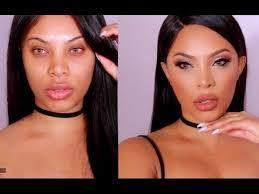 insram bad bold cat eye makeup tutorial msroshposh