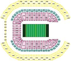 Arizona Cardinal Seating Chart Virtual Proper Cardinals Stadium Seat Map Glendale Az Stadium