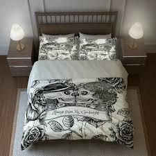 bull skull bedding purple skull bedding sugar skull bedspread