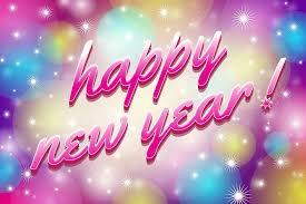 Happy New Year Card Festive Free Image On Pixabay