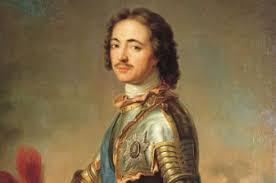 Плохой хороший Пётр Каким был первый российский император  Пётр i
