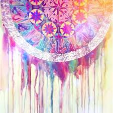 Where To Buy Dream Catchers In Toronto Dream catcher painting My Ideal Style Pinterest Dream catcher 72