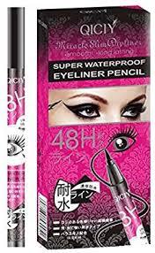 amazon pu beauty pure acoustics black shade best quality eye liner and mascara bo eye makeup beauty