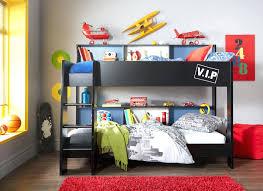 Kids Bunk Bed With Desk Childrens Beds Slide Uk Storage.