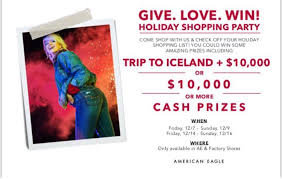 Aeos Holiday Shopping Party Cascade Mall