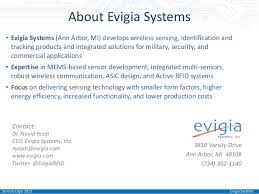 Sensors Expo 2013 Condition Based Maintenance Evigia Systems