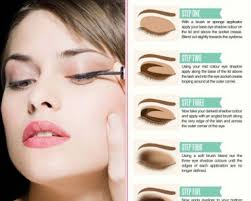 how to makeup face with how to highlight and contour your face step by step