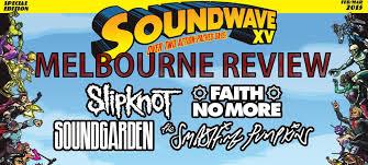 Soundwave festival australia