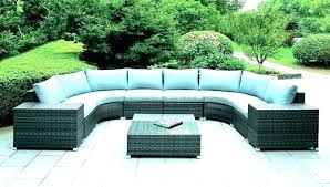 l shaped sectional patio furniture cover rattan outdoor covers garden ratta