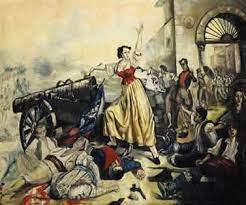 Cacela Hispania: Agustina de Aragón