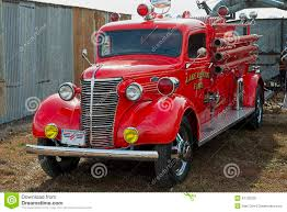 1937 Chevrolet Fire Truck Editorial Image - Image: 47130335