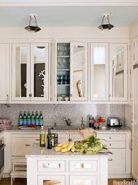 Mirror Tile Backsplash Kitchen Mirror Decorating Ideas How To Decorate With Mirrors