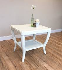 White End Table Sofa Side Table White Side Table For Living White Side Tables For Living Room