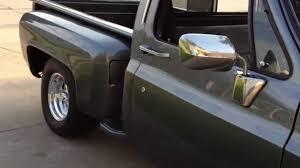 85 Chevy Stepside 350 Roller motor fresh rebuild - YouTube