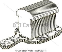 loaf of bread drawing. Wonderful Loaf Woodcut Loaf Of Bread  Csp14092711 Throughout Of Drawing T