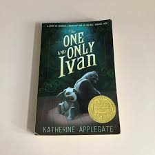 Katherine Applegate The One And Only Ivan #Harper Collins, 書本& 文具, 小說& 故事書-  Carousell