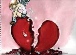 broken heart backgrounds wallpaper cave