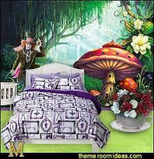 Charming Alice In Wonderland Bedroom Ideas   Decorating Ideas For Alice In Wonderland  Themed Room   Alice Wonderland Tea Party Ideas   Alice In Wonderland Themed  ...
