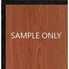 take home sample red oak resilient vinyl plank flooring 18 5 in x 9 25 in
