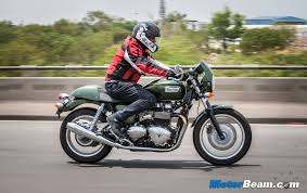 2014 triumph thruxton first ride review