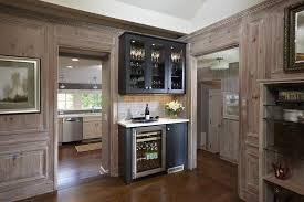 kitchen modern wine storage bar in cliqstudios dayton cabinet style painted carbon
