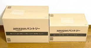 Amazon パントリー マスク
