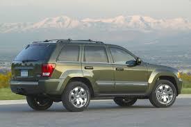 JEEP Grand Cherokee specs - 2005, 2006, 2007, 2008, 2009, 2010 ...