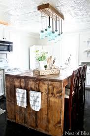 diy mason jar lighting. Farmhouse Kitchen 30. Build It: DIY Mason Jar Chandelier Diy Lighting
