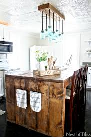 farmhouse kitchen 30 build it diy mason jar chandelier