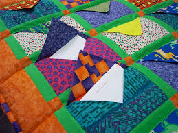 Close-up of envelope quilt with flaps open | Just to show ho… | Flickr & ... JustASouthernGirl Close-up of envelope quilt with flaps open | by  JustASouthernGirl Adamdwight.com