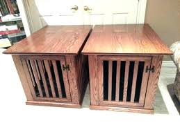 dog crate furniture bench photo 2 of 6 image diy d