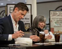 Anne Rice & Christopher Rice sign books at Barnes & Noble – Dallas, TX |  Copyright 2013 – North Texas Live! | North Texas Live!