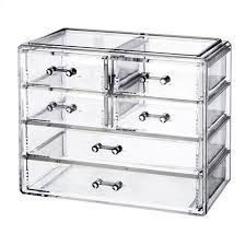 6 drawer makeup organizer image 1 of 2