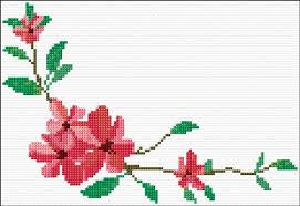 Cross Stitch Flower Patterns Cool Flowers Corner Ann's CrossStitch Patterns