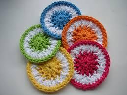 Free Crochet Patterns For Scrubbies Magnificent Whiskers Wool Scrubbie Dots Crochet Pattern FREE
