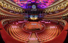 9 Best Royal Albert Hall Seating Plan Images Royal Albert