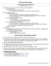 Hvac Service Technician Resume Examples Sampl