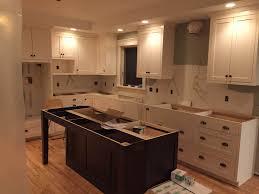Diy Custom Kitchen Cabinets Kitchen View Custom Cabinets Alkamediacom