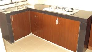 iquest designs simple kitchen cabinet design for small apartment