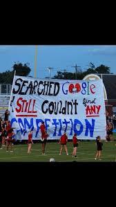 High School Rivalry Football Game Sports Cheerleading