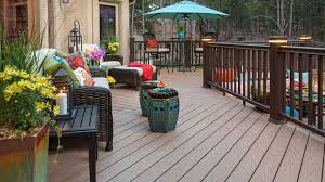 material options for decks and patios