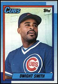 Amazon.com: Baseball MLB 1990 Topps #311 Dwight Smith Cubs: Collectibles &  Fine Art