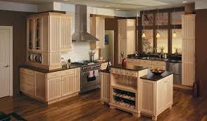 cabinet in kitchen design. Merillat Classic Avenue In Maple Natural Cabinet Kitchen Design