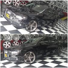 """Stock Rodas - Audi <b>A4</b> com rodas RS5 ARO 20"""" <b>WSP Italy</b> e pneus ..."""
